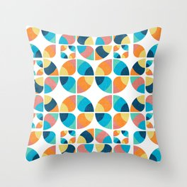 2015 Pattern Collection: Spring Throw Pillow