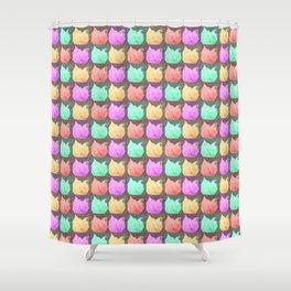 Pop Orp Shower Curtain