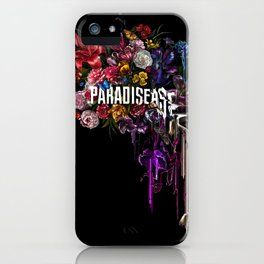 paradise.corrupt_ iPhone Case