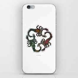 SCORPIONS II iPhone Skin