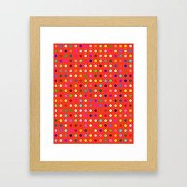 Olmesartan Framed Art Print