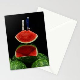 Take me to your leader Stationery Cards