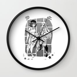 SAO X AOT  Wall Clock