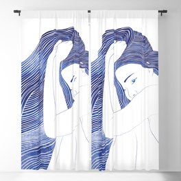 Psamathe Blackout Curtain