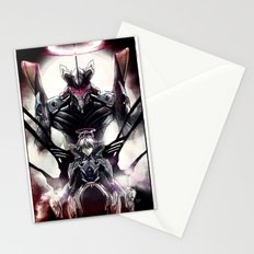 Kaworu Nagisa the Sixth. Rebuild of Evangelion 3.0 Digital Painting. Stationery Cards
