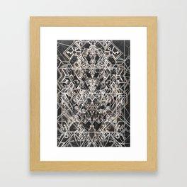 Blap... Framed Art Print