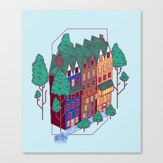 Dutch Canvas Print