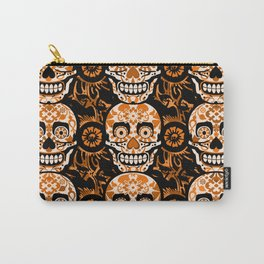 Halloween Calaveras Carry-All Pouch