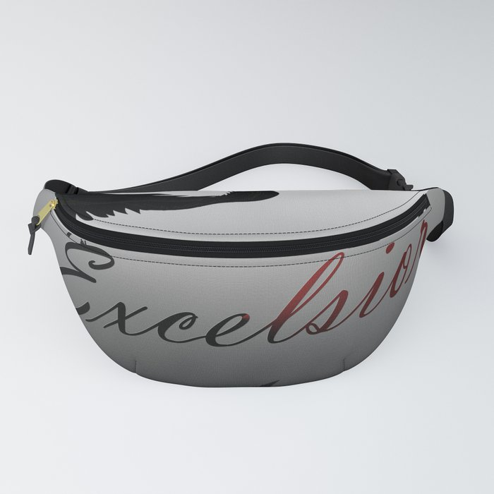 EXCELSIOR | The Raven Cycle by Maggie Stiefvater Fanny Pack