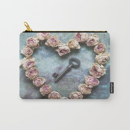 The key to your heart Carry-All Pouch