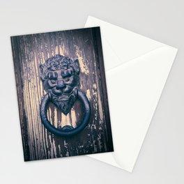 Lionhead Stationery Cards