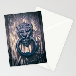 Lionhead Stationery Cards
