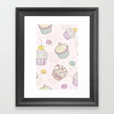 Sweets Galore! Framed Art Print