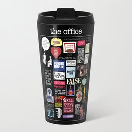 The Office Elements Travel Mug