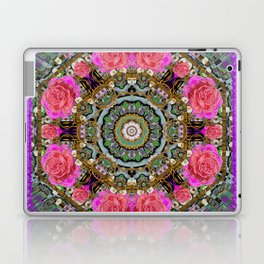 roses in a color cascade of freedom and peace Laptop & iPad Skin
