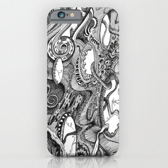 Tendrils iPhone & iPod Case