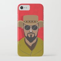 django iPhone & iPod Cases featuring Django by Mohac