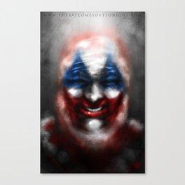 POGO Canvas Print