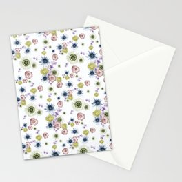 Florence White Stationery Cards