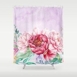 Flowers bouquet 63 Shower Curtain