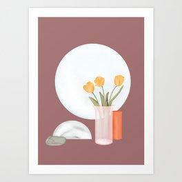 Nature Morte Art Print