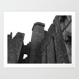 Rock of Cashel, Ireland 02 Art Print