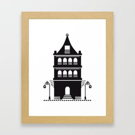 Casitas (04) Framed Art Print