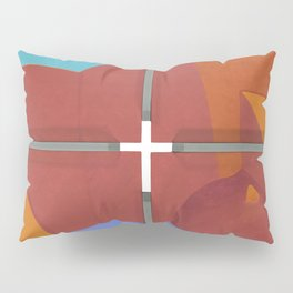 Rancho De Taos Church Pillow Sham