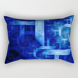 Palace of the Eternal Dream Rectangular Pillow
