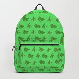 banana print - green banana Backpack