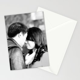 Love is the Harmony; Desire is the Key Stationery Cards