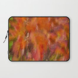 Autumn Smear Laptop Sleeve