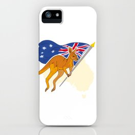Welcome to Australia iPhone Case