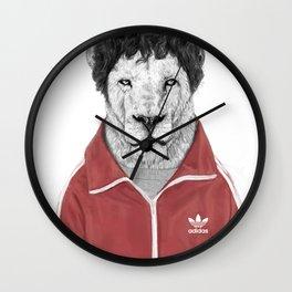 Chas Wall Clock
