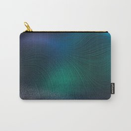 Beauty of the Northern Lights Carry-All Pouch
