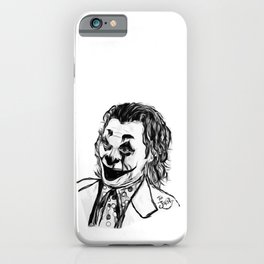 Jokes on you iPhone Case