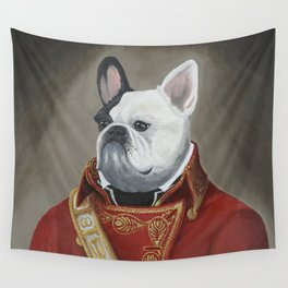 Marc-Antoine Bouledogue Wall Tapestry