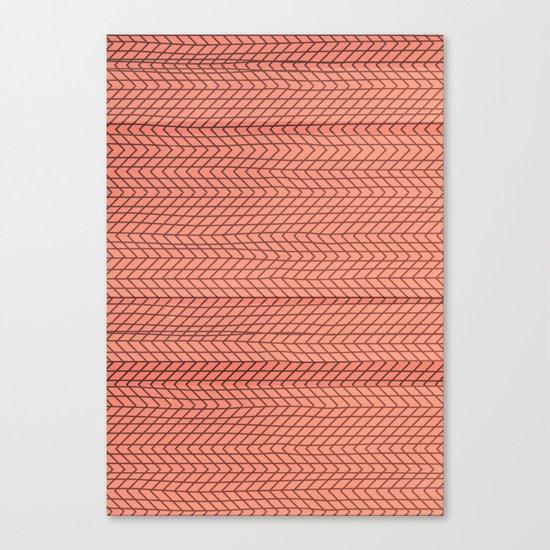 dizzy red Canvas Print