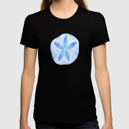 Mermaid Currency - Blue Sand Dollar T-shirt