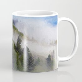 Morning Fog #2 Coffee Mug
