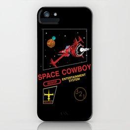 NES Cowboy Bebop iPhone Case