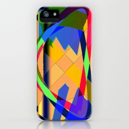 Harlekin Dance iPhone Case