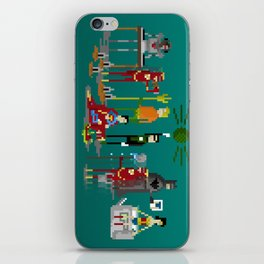 Office Party iPhone Skin