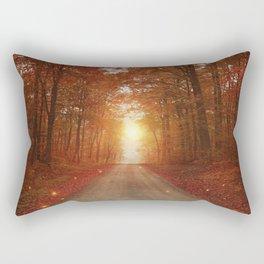 A new beginning VIII Rectangular Pillow
