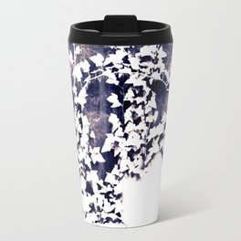 Ivy & Weeds on the Wall Travel Mug