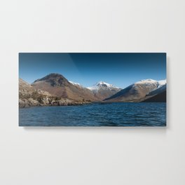 Wastwater - Lake District Metal Print