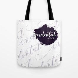 Incidental ASMR Tote Bag