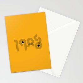 1988 Stationery Cards