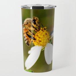 Honey Bee Travel Mug