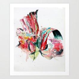 Digestion Art Print